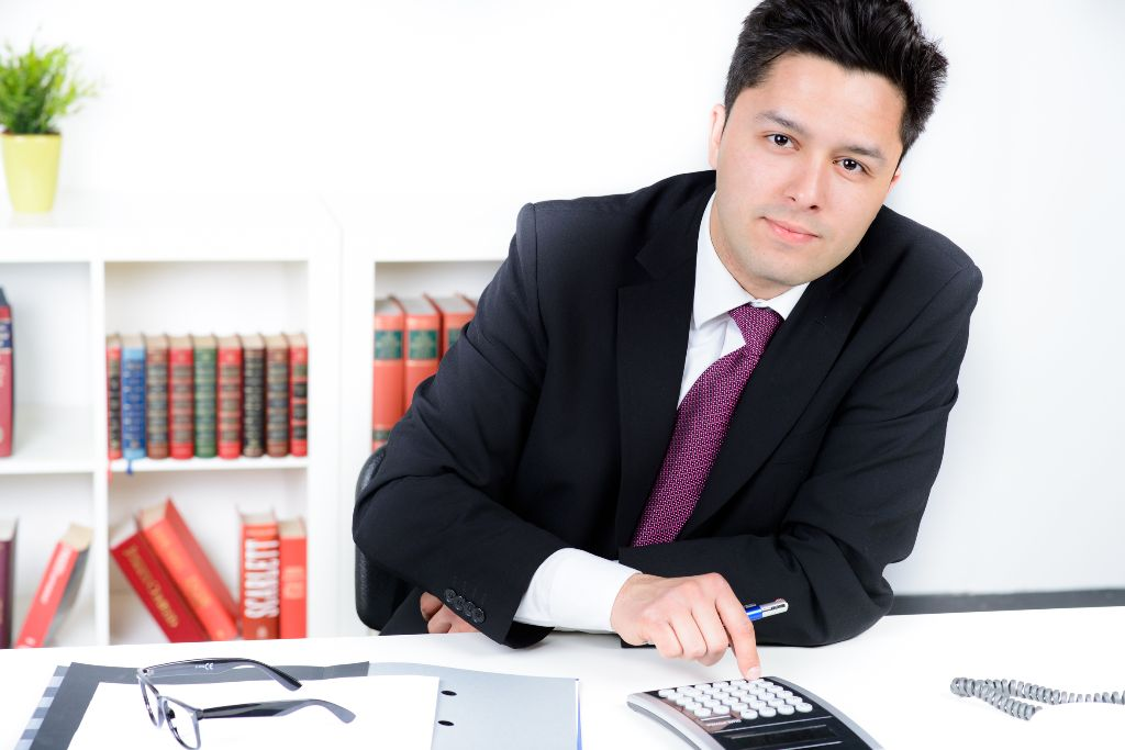 Beispielfoto: Verwaltungsangestellter